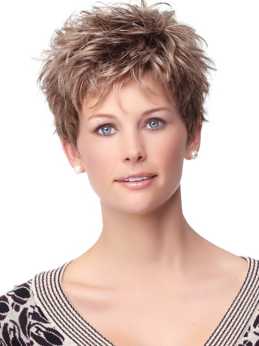 Short Female Haircuts, Pixie style