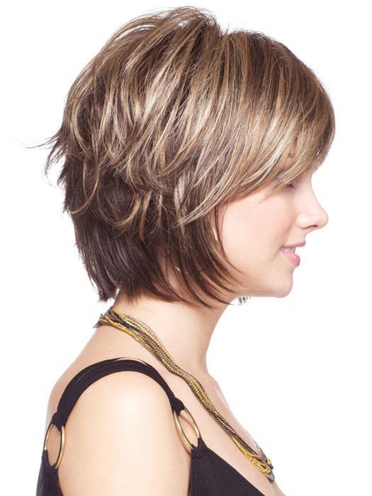 Short Layered Bob Flip Hairstyles | hnczcyw.com
