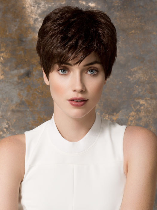 Short Hairstyles With Bangs, pixie cut