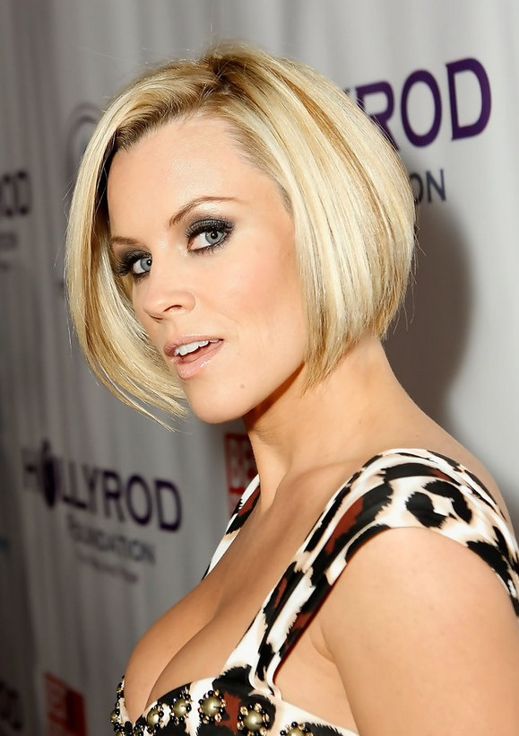 Stacked Bob - Short Hairstyles for Fine Hair