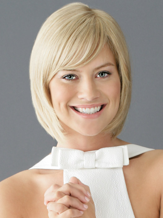 Short Layered Hairstyles, Bob style, Blonde hair