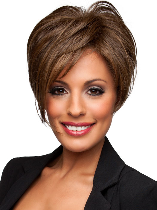 Short Layered Hairstyles, Asymmetrical bob