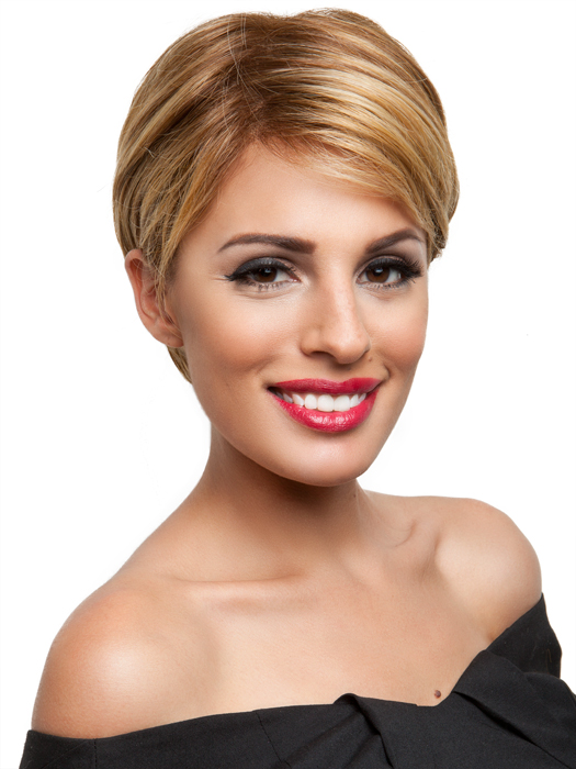 Short hair styles for long faces