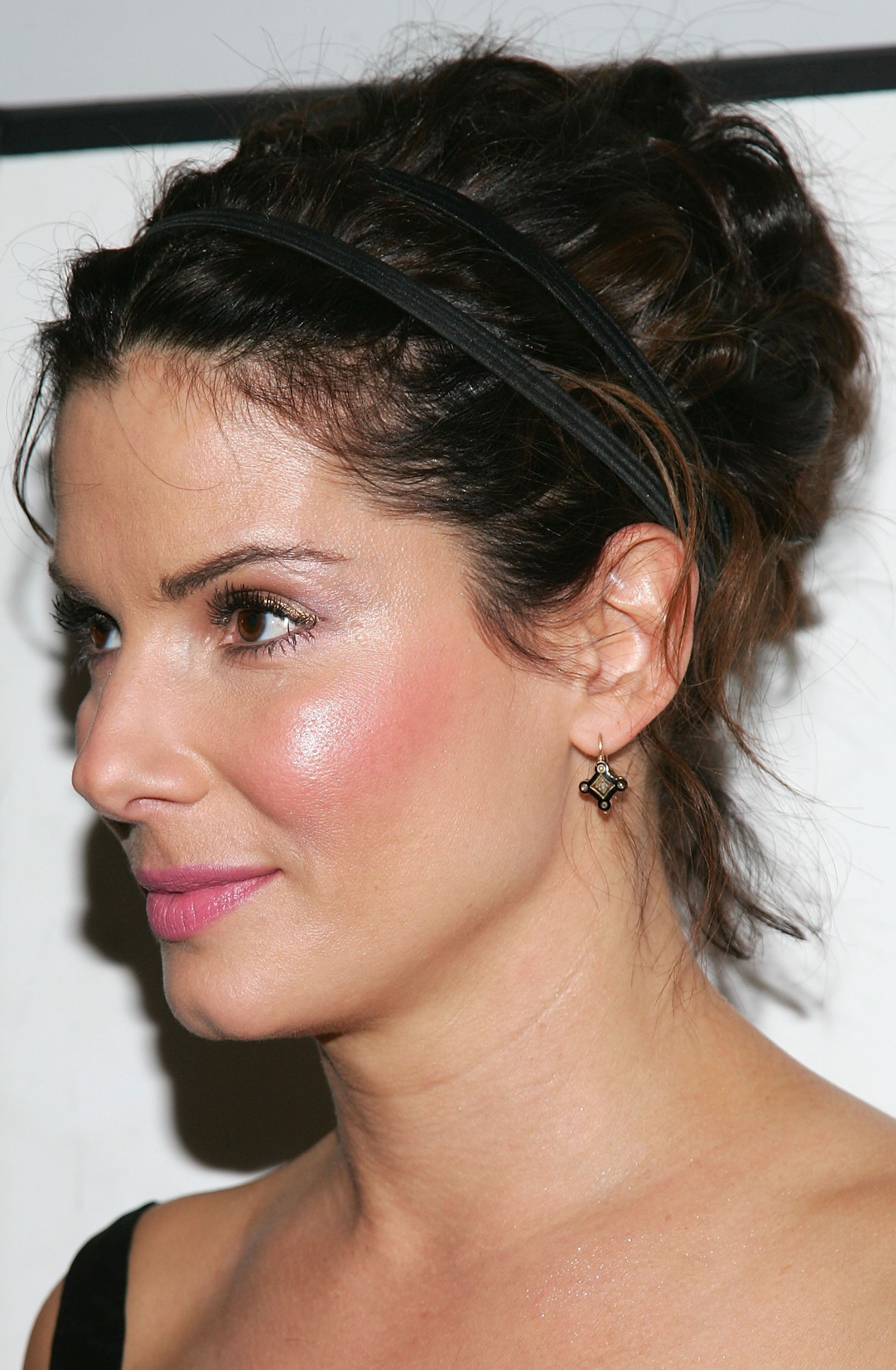 Undone Beauty - Updos for Medium Length Hair