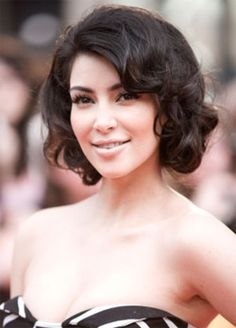 Faux bob - Updos for Medium Length Hair