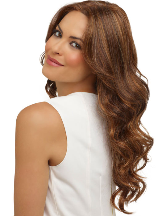 Cute Hairstyles For Long Thick Wavy Hair : 15 stunning hairstyles for thick wavy hair olixe style