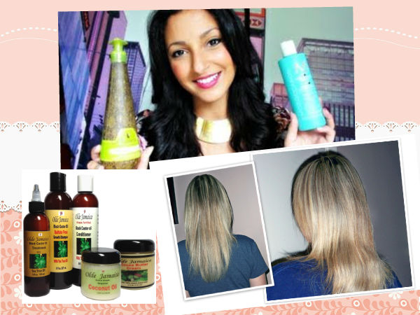 5 Essential Hair Tips, Coconut Oil, Macademia Oil Shampoo