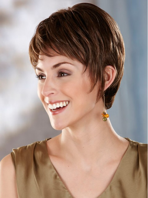 Strange 15 Short Hairstyles For Long Faces Olixe Style Magazine For Women Hairstyles For Men Maxibearus