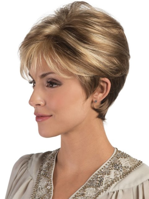 Admirable 15 Short Hairstyles For Long Faces Olixe Style Magazine For Women Hairstyles For Women Draintrainus