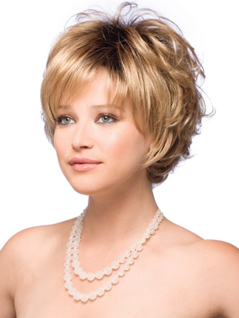 Short fine haircuts for women