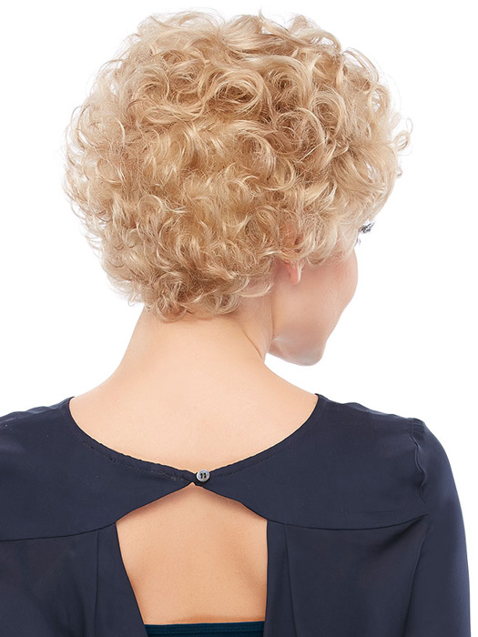 Short hair styles for simple curly hair