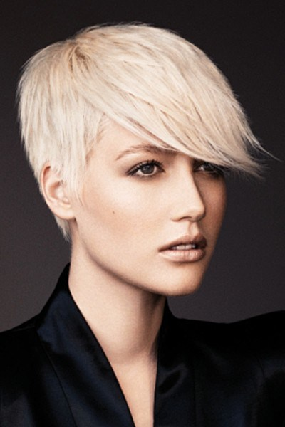 Cool 14 Fabulous Short Hairstyles For Round Faces Short Hairstyles Gunalazisus