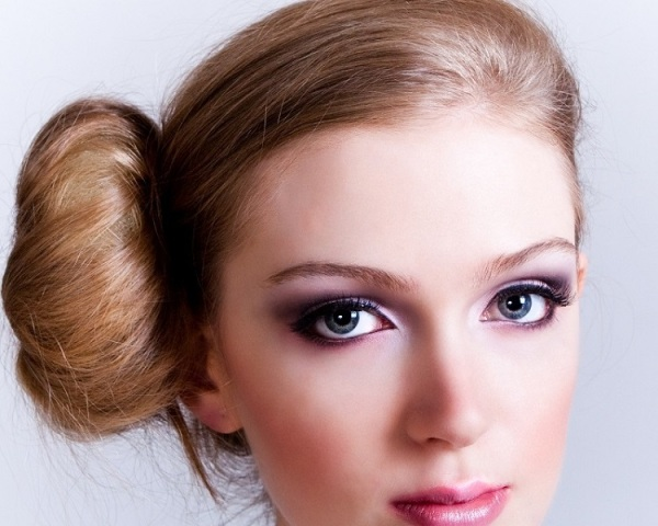 Simple updos for long hair, for soft fine hair