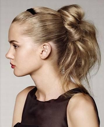 Long hair updos for girls