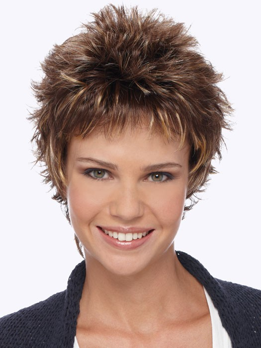 Demi Petite by Estetica - Short Spiky Hairstyles
