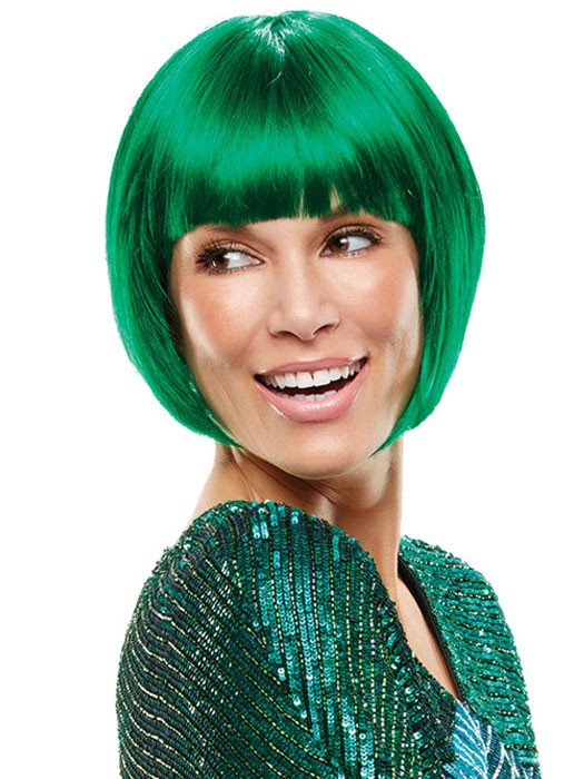 Neon Hair Color For Short Haircuts