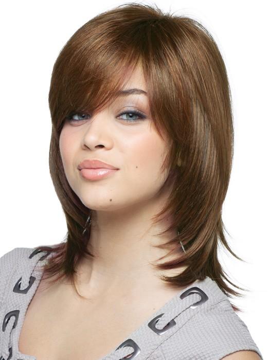 Shoulder Length Haircuts - Jade by Rene of Paris