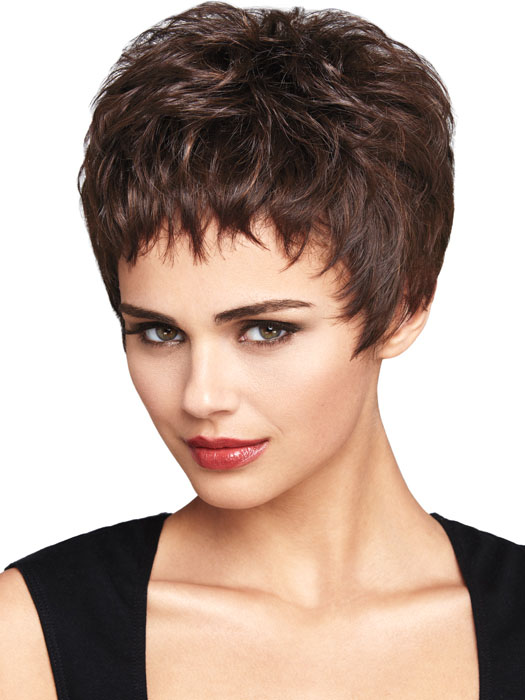 Strong and Sassy by Daisy Fuentes (WOW) - Shorty Sassy Haircuts