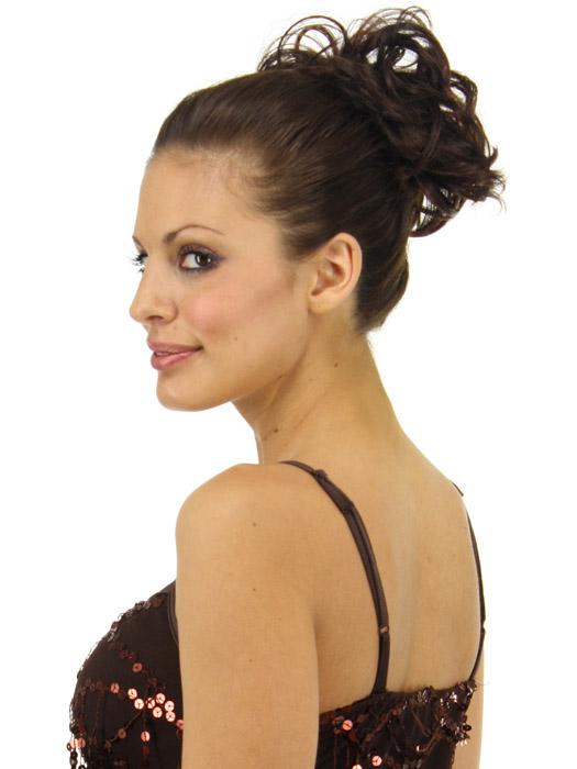Glamarama - Updos for Shoulder Length Hair