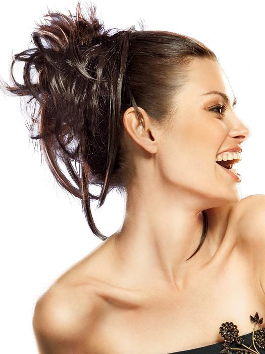 Salsaloosa - Updos for Shoulder Length Hair