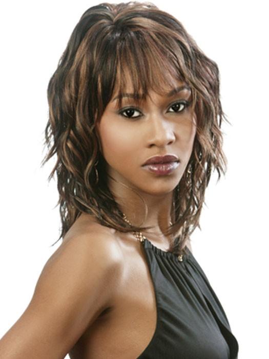 Flirt by Motown Tress - Beautiful Wigs for Black Women