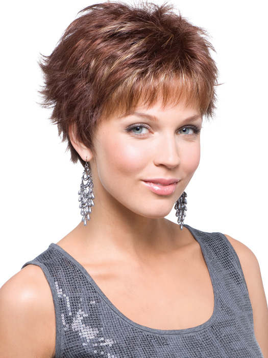 For Heavy Set Woman in addition Hairstyle Layered Short Haircuts ...