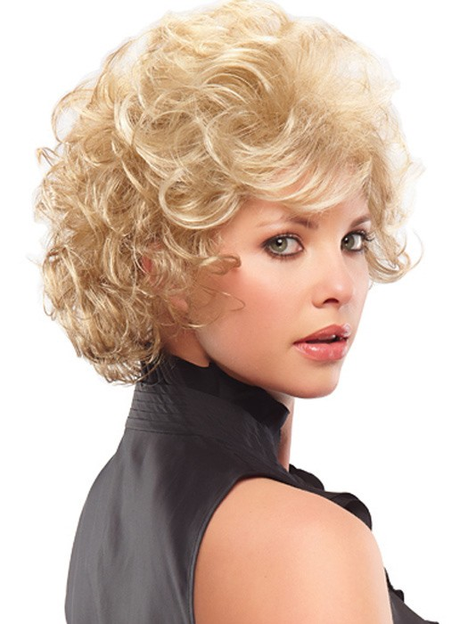 Melanie by Jon Renau - Short Curly Hairstyles