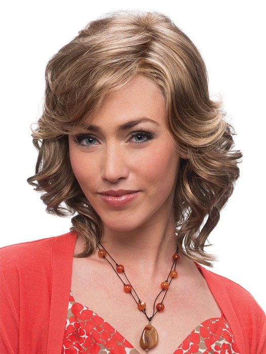 Patti by Estetica - Short Curly Hairstyles