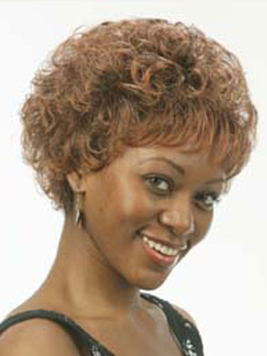 Dante by Motown Tress - Short Curly Hairstyles