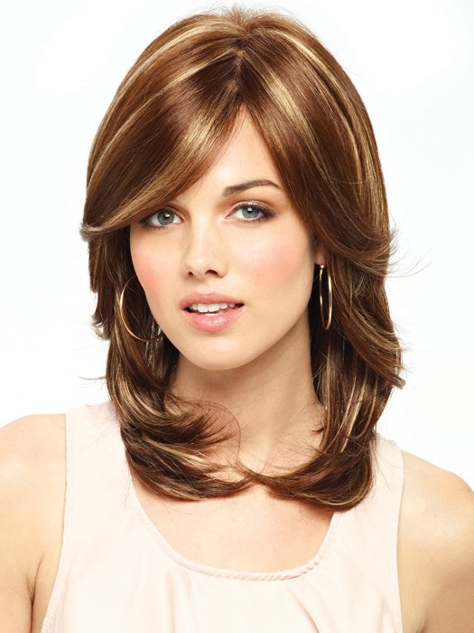 8 Lovely Hairstyles for Fine Hair