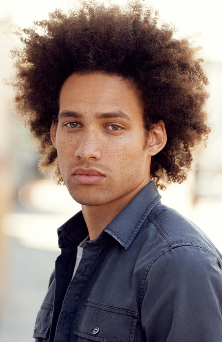 Naturally 'Fro - Hairstyles for Black Men