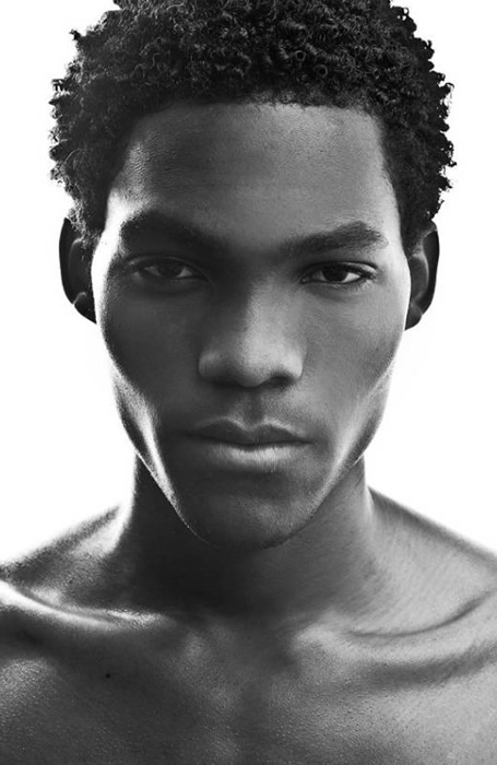 Afro, Small - Hairstyles for Black Men