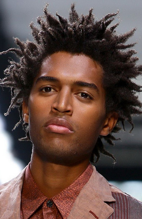 Twisted Short - Hairstyles for Black Men