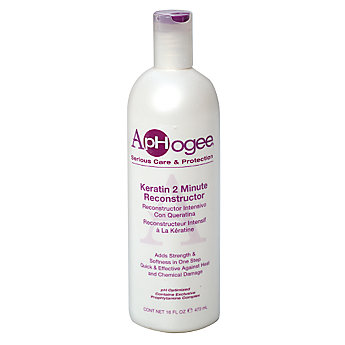 Reviews of ApHogee Intensive Two Minute Keratin Reconstructor