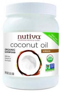 Nutiva Organic Virgin Coconut Oil - buy it at Amazon