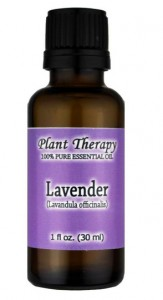 Lavender Essential Oil. 30 ml (1 oz). 100% Pure, Undiluted, Therapeutic Grade. Buy it at Amazon