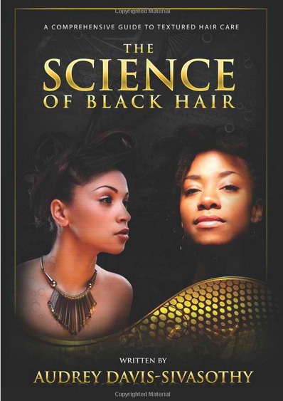 The Science of Black Hair: A Comprehensive Guide to Textured Hair Care - Buy it at Amazon