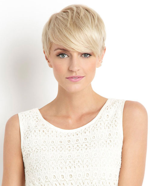 Classic Pixie - Short haircut styles for women