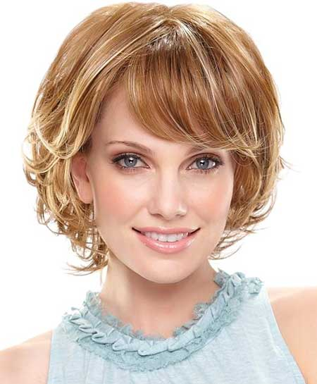 The Curled Bob - Short Natural Hairstyles for Men