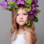 Hairstyles-for-Flower-Girls-Flower-Wreath