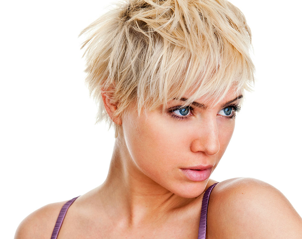 Lengthy Pixie Cut - Short Natural Hairstyles