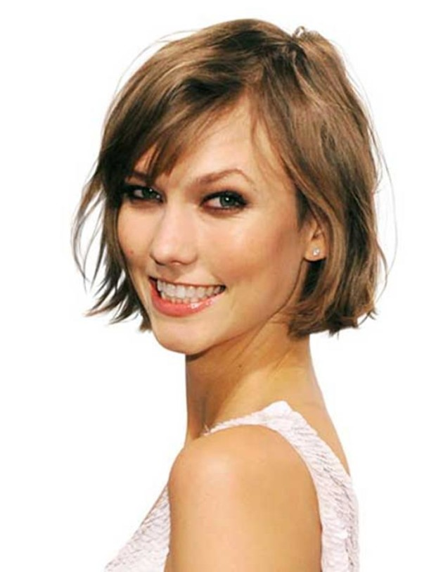 Light-Brown-Natural-Short-Easy-Hairstyles
