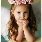 Flower girls hairstyles 2015