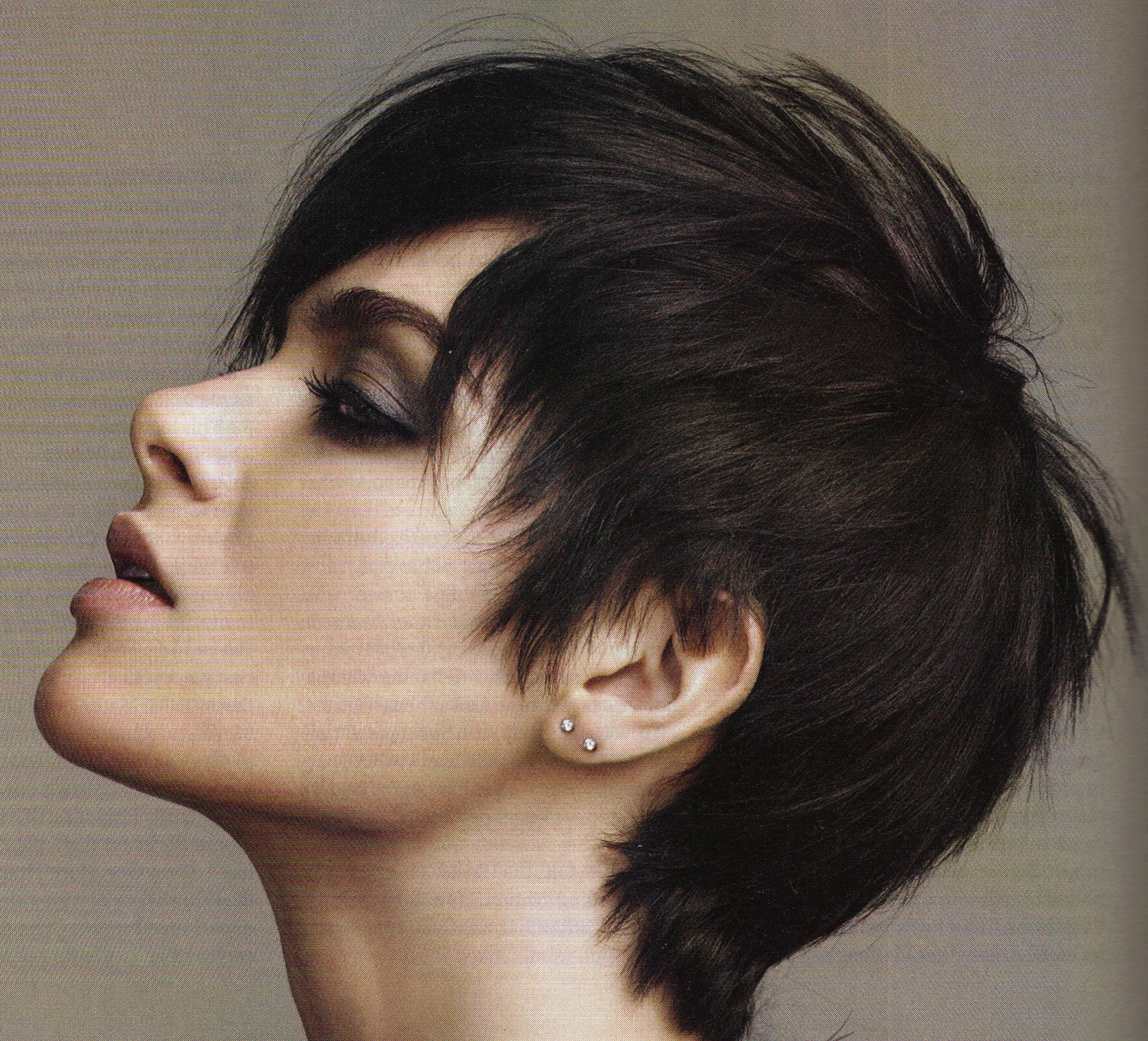 Shagged Pixie - Short haircut styles for women