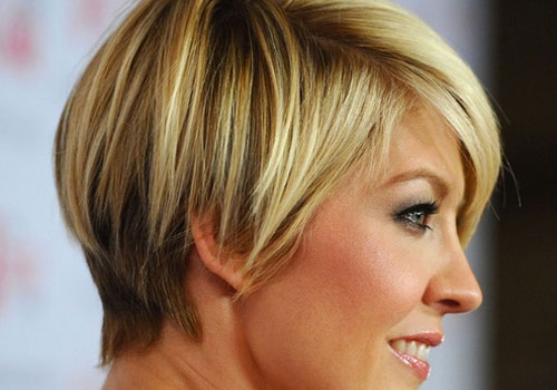 Short and Layered - Short haircut styles for women