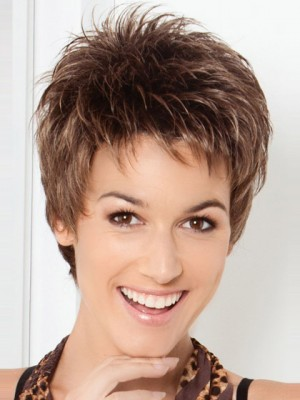 Short n Jagged - Short haircut styles for women