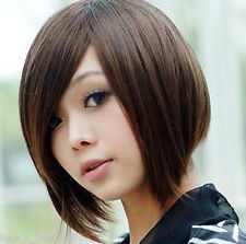 Swept Bob - Short haircut styles for women