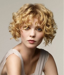 Wavy Bob - Short haircut styles for women