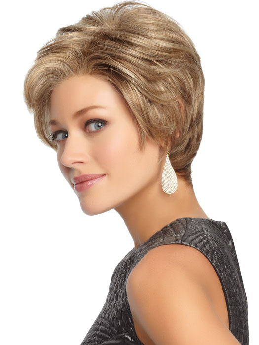 Upscale by Gabor - Beautiful Short Curly Haircuts
