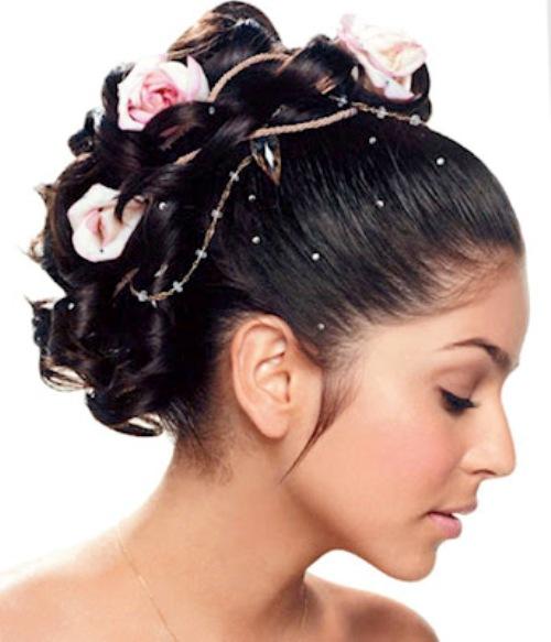 Tremendous 9 Beautiful Flower Girl Hairstyles Short Hairstyles Gunalazisus